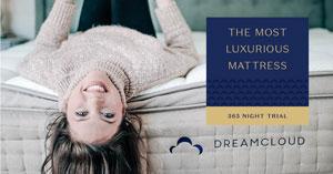 DreamCloud Mattress For Backpain